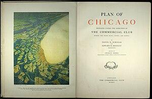 Daniel Burnham - Title page of 1st edition