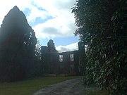 Plas Crwd ruin in Llanddewi Velfrey Parish - geograph.org.uk - 1173773
