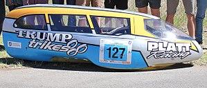 Australian HPV Super Series - 2014 Murray Bridge 24 Hour outright winner: Platt Racing
