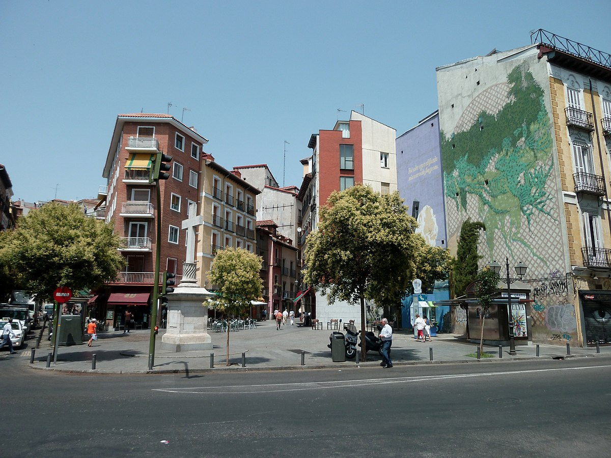 Plaza Segovia Nueva �...