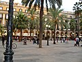 Plaza de barcelona-gotico - panoramio.jpg