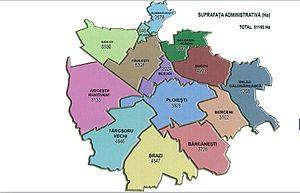 Ploiesti Metropolitan Area 2009