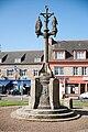 Plonévez-Porzay - église - calvaire - 2.jpg