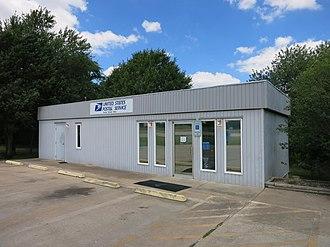 Plum, Texas - Image: Plum TX Post Office