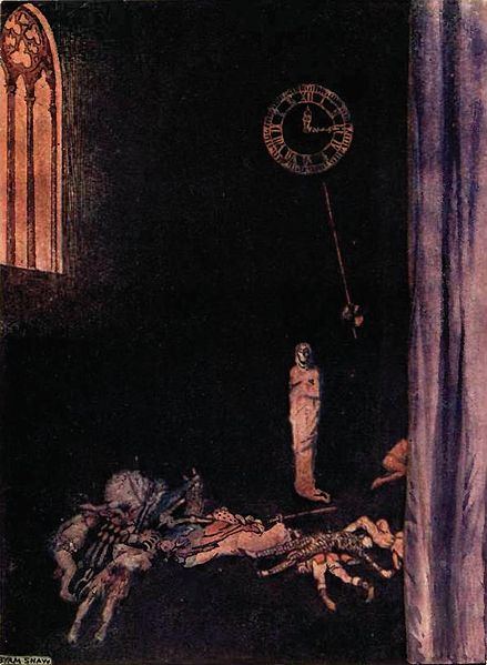 File:Poe red death byam shaw.JPG