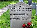 Poignant Grave Stone - geograph.org.uk - 1371927.jpg