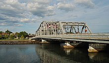 Point Street Bridge, Providence, Rhode Island