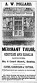 Pollard CourtSt BostonDirectory 1852.png