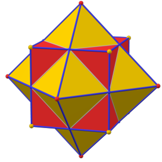 Dual polyhedron