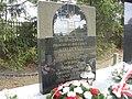 Pomnik Poległych Żołnierzy z 6 Dywizji Armii Kraków pod Narolem i Lipskiem w bitwach pod Tomaszowem Lubelskim 1939 (3).jpg