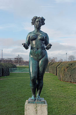 Pomone by Aristide Maillol (Tuileries) 01.jpg