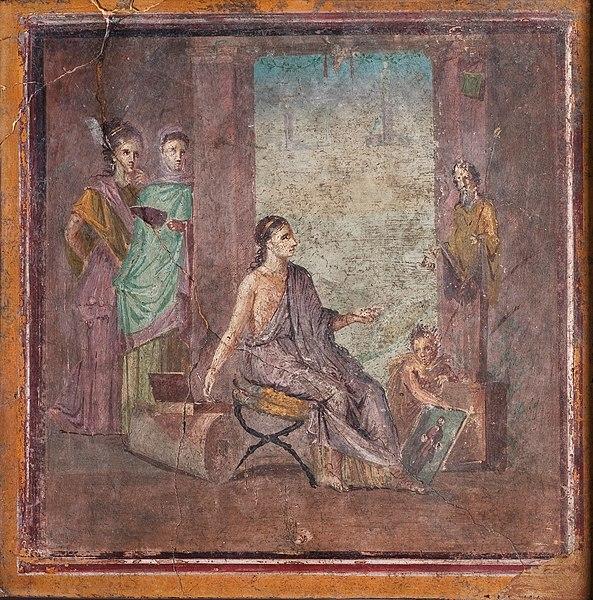 File:Pompeii Painter.jpg