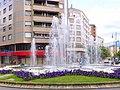 Ponferrada - Plaza de Julio Lazúrtegui 2.jpg
