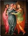 Pontormo, visitazione, 1528-29 ca. (carmignano, san michele) 01.jpg