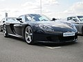 Porsche Carrera GT at PEC Silverstone (4550942696).jpg