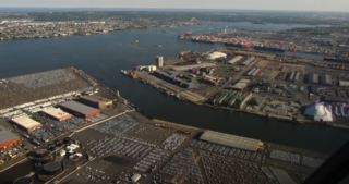 Port Newark–Elizabeth Marine Terminal A major component of the Port of New York and New Jersey