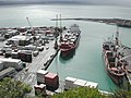 Port of Napier from Bluff Hill lookout.jpg