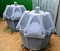 Portable Toilets - geograph.org.uk - 1546580.jpg