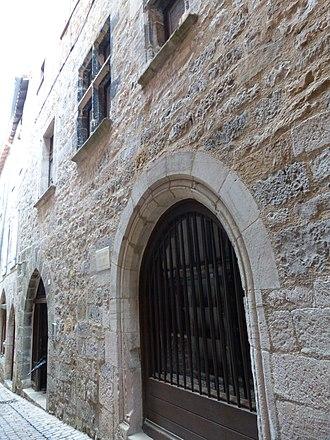 Saint-Antonin-Noble-Val - Caserne des Anglais