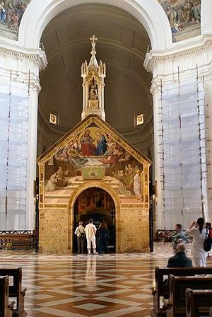 The Portiuncola Chapel, Santa Maria degli Ange...