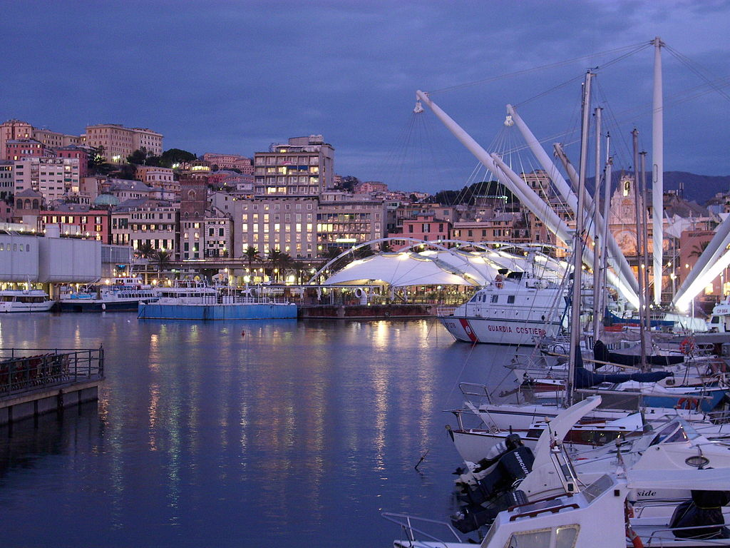 Hotel Genova Via Cavour