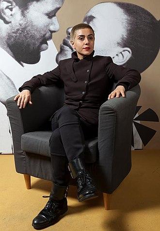 Mania Akbari - Image: Portrait art 3