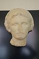 """Portrait of Augustus """"Capite velato"""" in Museo archeologico nazionale (Taranto).JPG"""