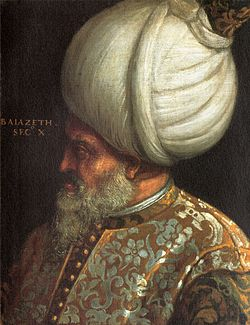 Portrait of Sultan Bayezid II of the Ottoman Empire.jpg