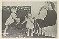 Portret van Juliana, koningin der Nederlanden, Beatrix, koningin der Nederlanden, en Irene, prinses der Nederlanden, RP-F-00-7540.jpg
