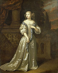 Portrait of Lady Philippina Staunton, wife of Roelof van Arkel, lord of Burgst