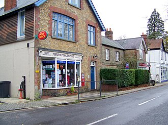 Grayshott - Post Office, Crossways Road