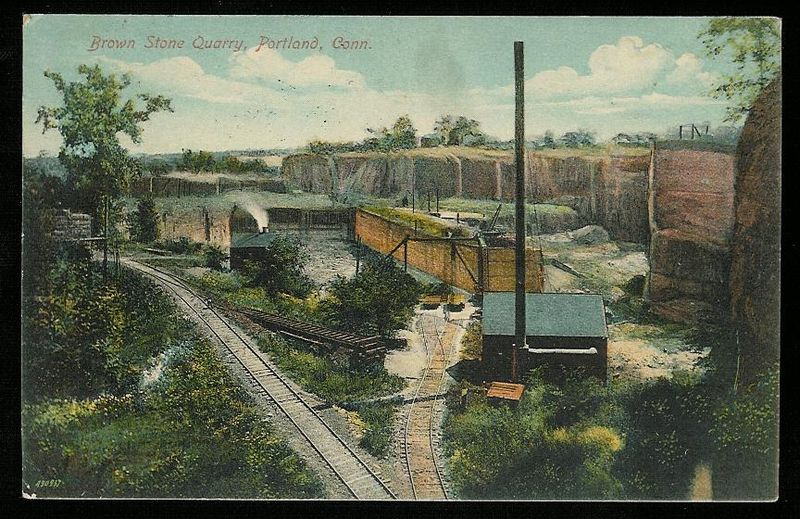File:PostcardPortlandCTBrownstoneQuarry1911.jpg