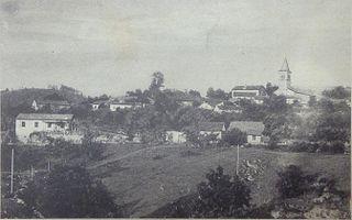 Jelšane Place in Inner Carniola, Slovenia
