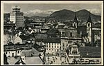 Postcard of Ljubljana view 1934.jpg