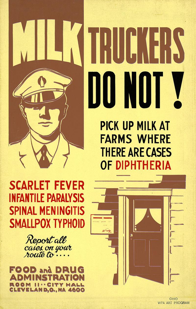 Poster - %22Regulation of the Milk Supply%22 (FDA 178) (8211297109).jpg