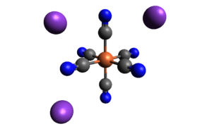 Potassium ferricyanide - Image: Potassium Ferricyanide
