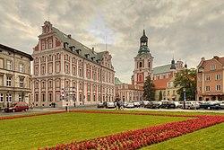 Poznan 10-2013 img11 Jesuit College