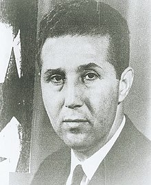 Ahmed Ben Bella  en  1964.