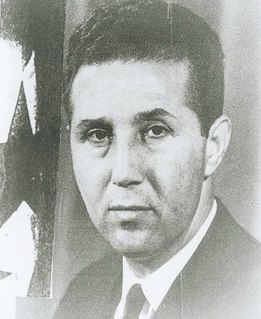 Ahmed Ben Bella First President of Algeria