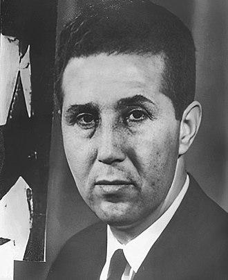 Ahmed Ben Bella - Image: Président Ahmed Ben Bella