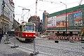 Praha, Náměstí republiky, Tramvaj T3.JPG