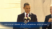 President Obama at MLK Memorial dedication.jpg