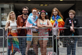 Pride in London 2016 - A group of spectators on the parade route.png