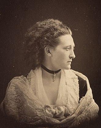 Princess Maria Maximilianovna of Leuchtenberg - Image: Princess Maria Romanovskya