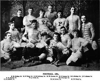1885 Princeton Tigers football team American college football season