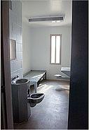 Prison cell, Fort Leavenworth