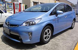 Toyota Prius Plug-in Hybrid - Image: Prius phv 01