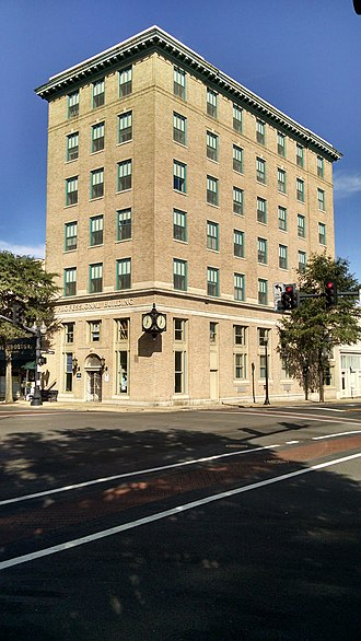 Professional Building (Suffolk, Virginia) - Image: Professional Building Suffolk VA 21Sep 2014