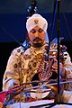 Professor Surinder Singh performing traditional Sikh music in Austria.jpg