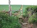 Public footpath courtesy of Shropshire farmer - geograph.org.uk - 456727.jpg